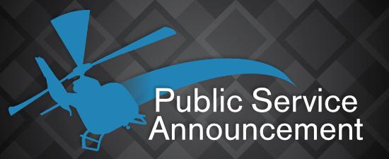 FlightBridgeED Public Service Announcement