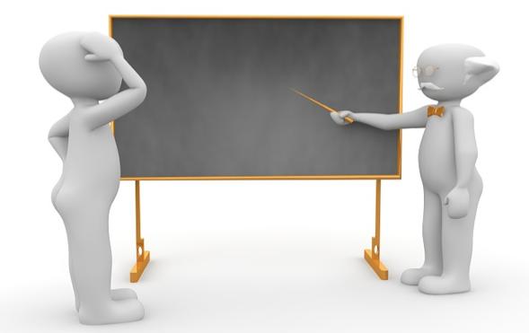 A Blurb from Bruce – I'm JUST a teacher…said no teacher ever!!